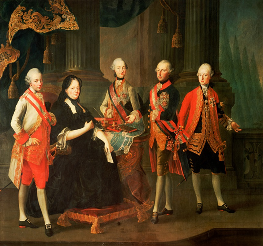 Maurice_-_Maria_Theresa_of_Austria_with_her_sons